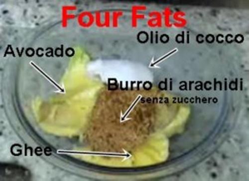 four fats i quattro grassi