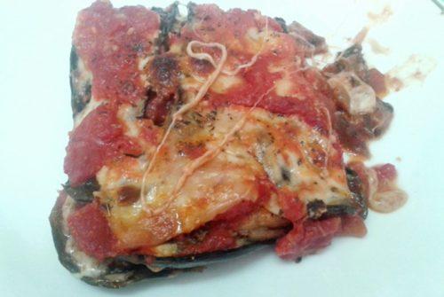 melanzane alla parmigiana per l'osteoporosi