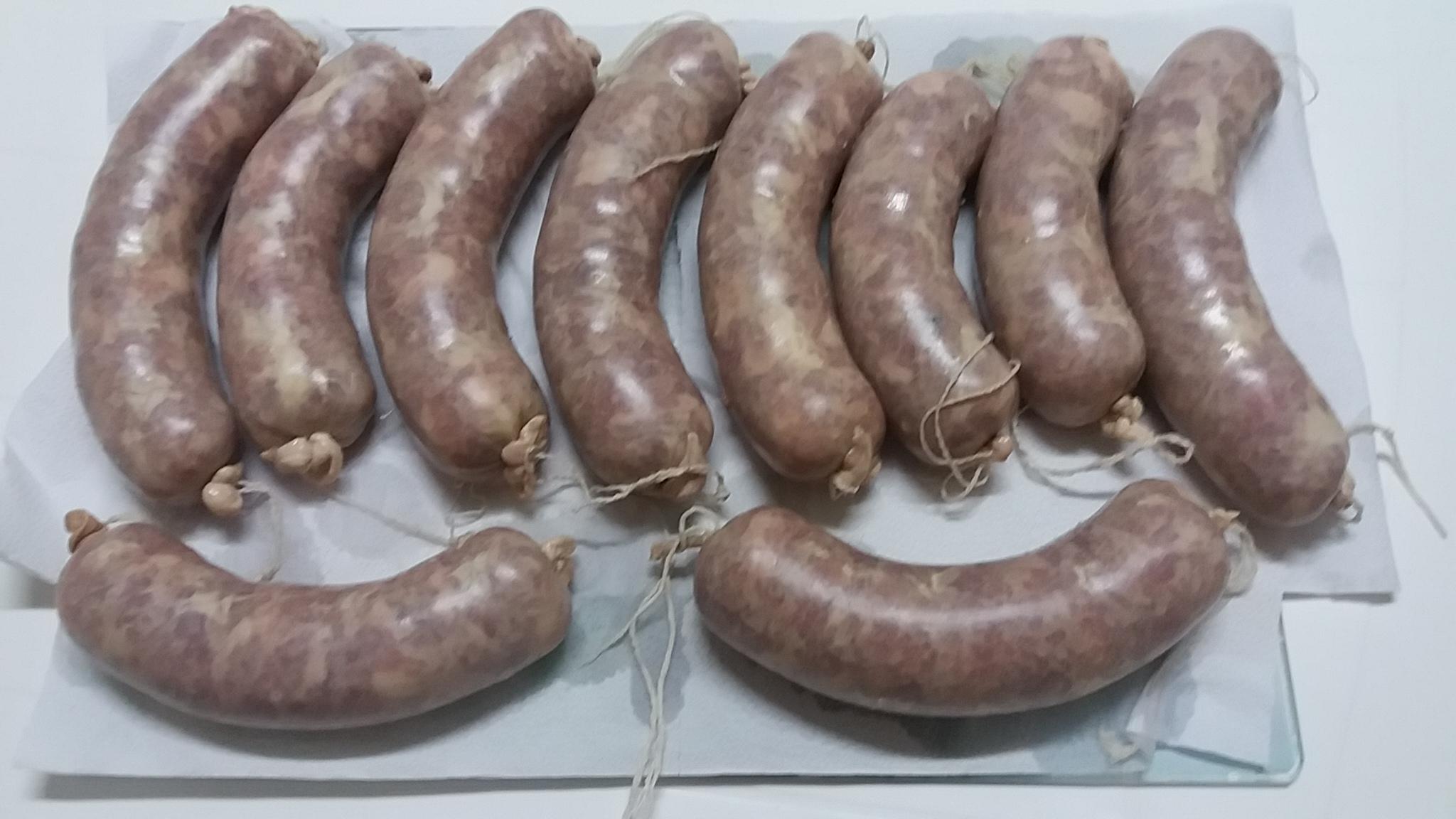 sausage and salami
