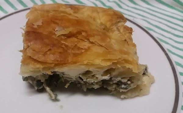 La torta salata ligure