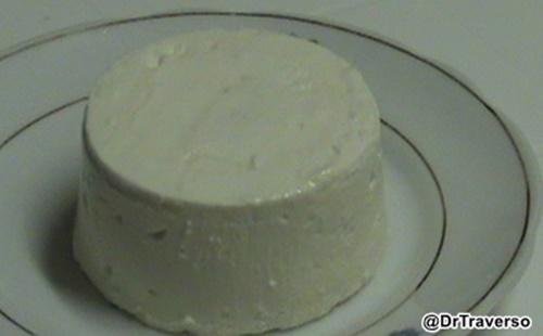 il formaggio di kefir
