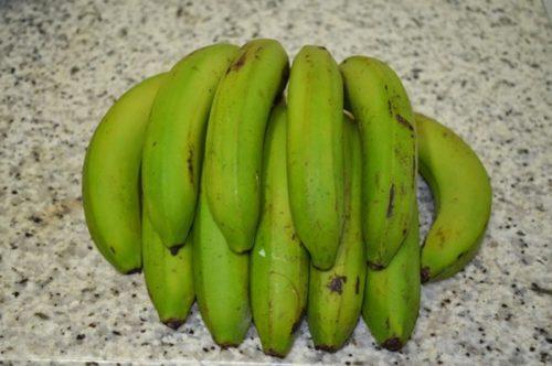La farina di banana verde