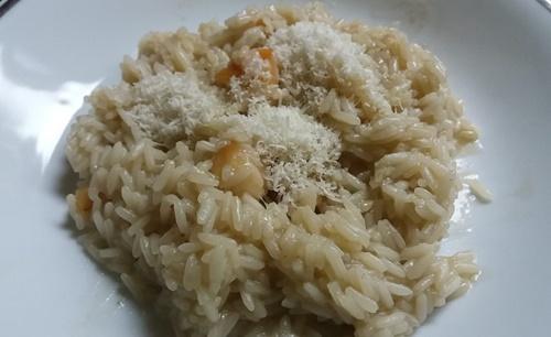 Risotto alla parmigiana