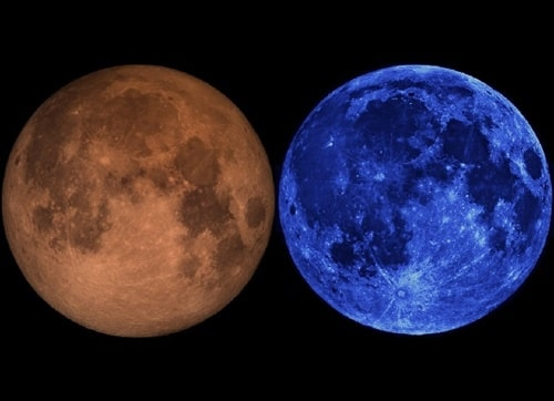 due Lune piene