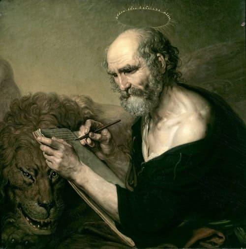 preghiera d'intercessione a San Marco